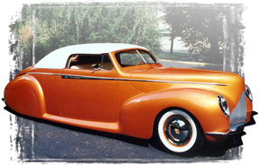 Afterglow '40 Mercury