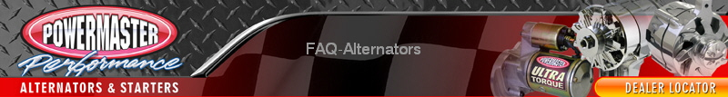 FAQ-Alternators
