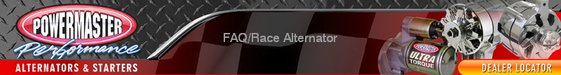 FAQ/Race Alternator